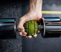 Explosive power in your hands.