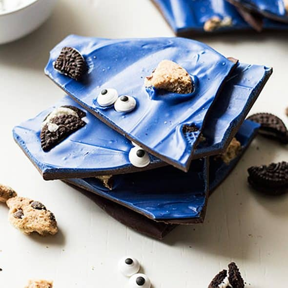 Me want cookie bark.