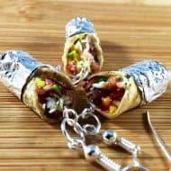 urtnrackys-burrito-earrings-polymer-clay