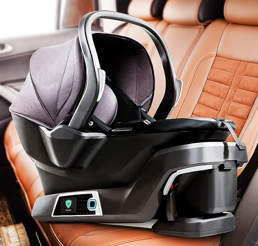 Automatic automobile safety for your baby.