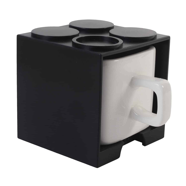 Cube Mug Black