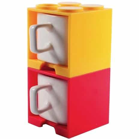 Cube Mug Two Storey
