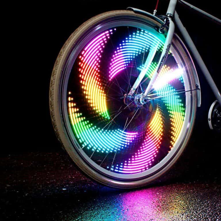 Monkey Light M232 Bike Wheel Lights Cool Night Riding Accessory