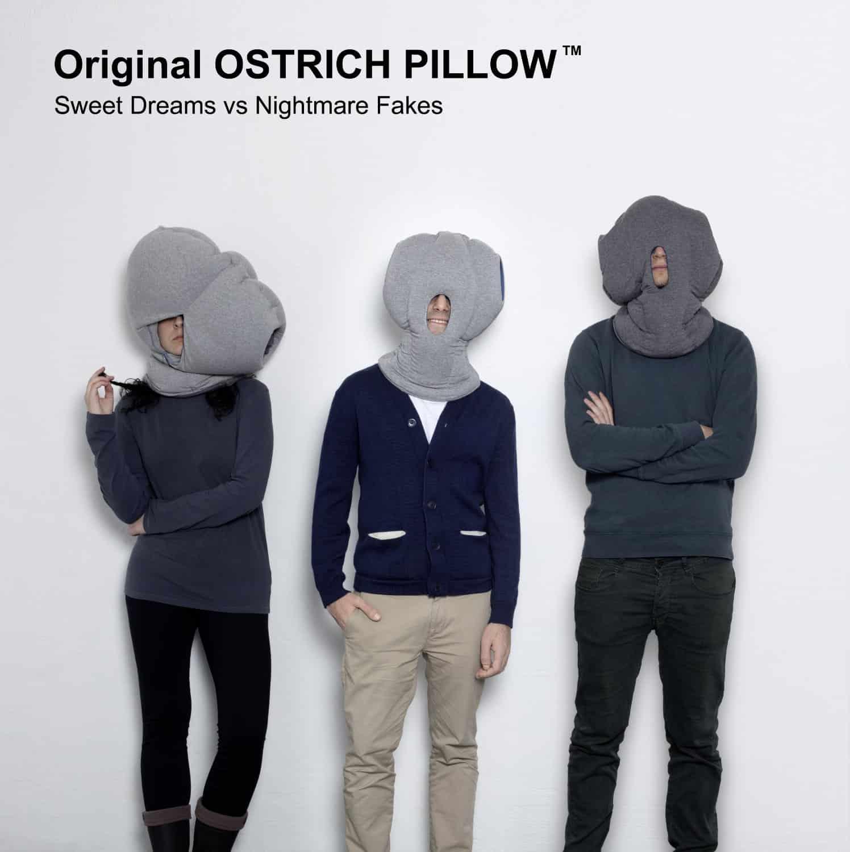 Ostrich Pillow Goofy Gift