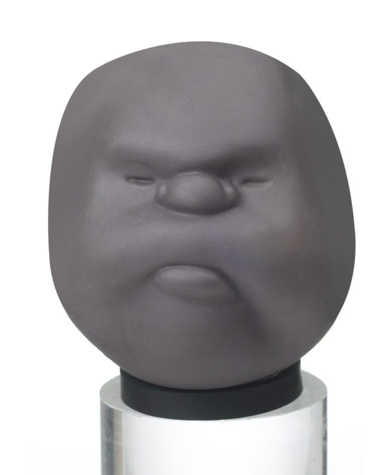 Plus D Caomaru Face Stress Balls Angry Pouting Pu Face