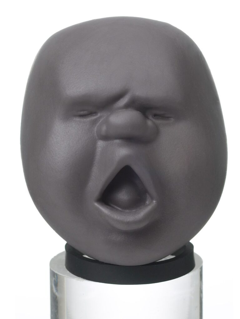 Plus D Caomaru Face Stress Balls Irritating Yuck Ge Face