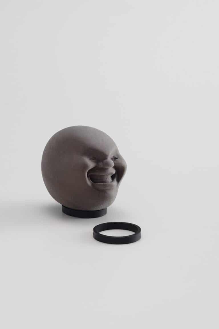 Plus D Caomaru Face Stress Balls Joy Ni Face Squishy Toy