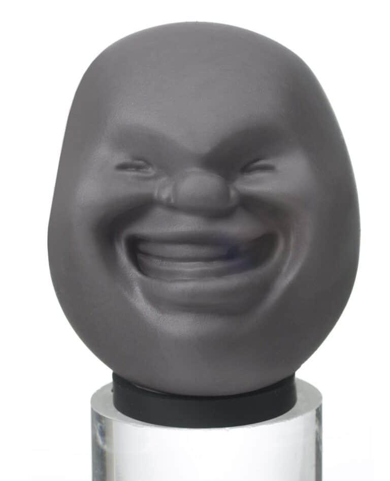 Plus D Caomaru Face Stress Balls Joyful Happy Ni Face