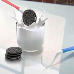Experience Oreo cookie dining at its finest.