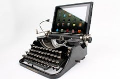 It is not real typing unless you use a typewritter!
