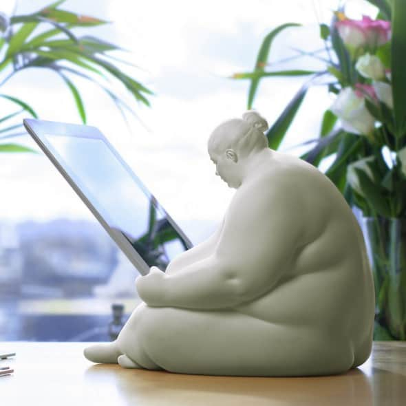 Venus of Cupertino – iPad Docking Station Featured