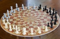 Chess for three?