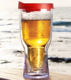 The tumbler for the beer lover.
