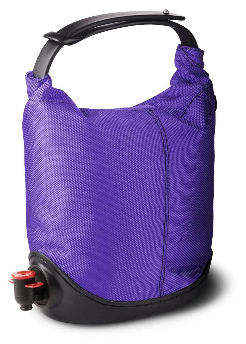 Baggy Winecoat Purple