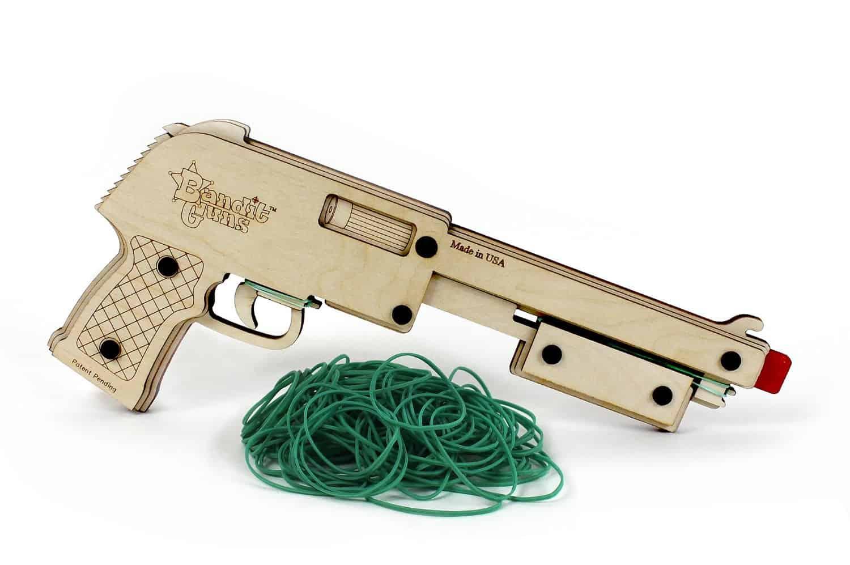 Bandit Guns Rubber band Gun Ammo