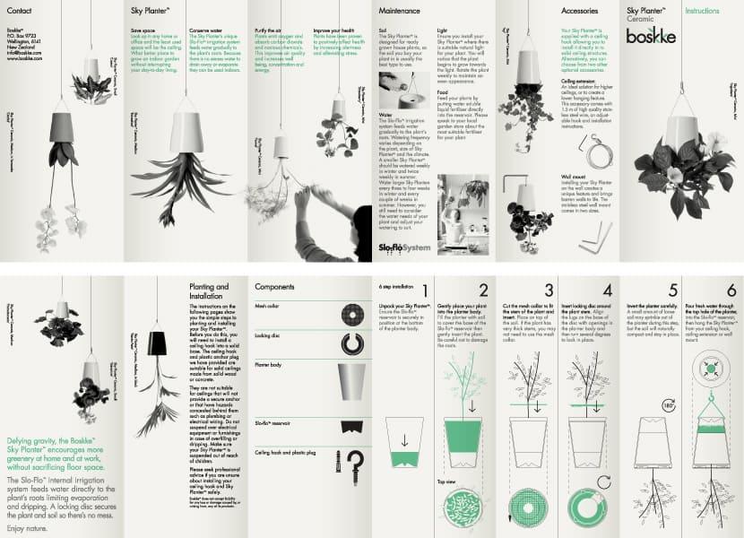 Boskke Sky Planter Brochure