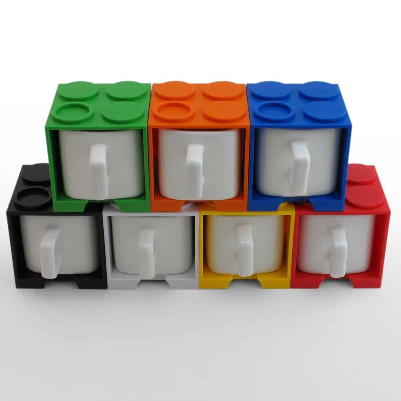 Cube Mug Stack