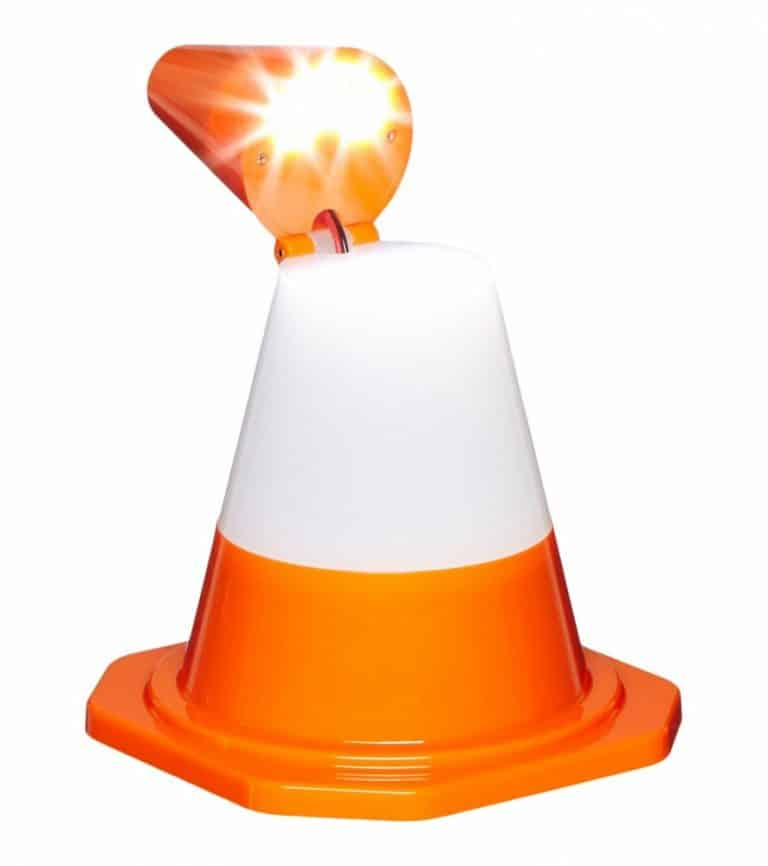 DCI Multi Purpose Traffic Cone Light Spot Light