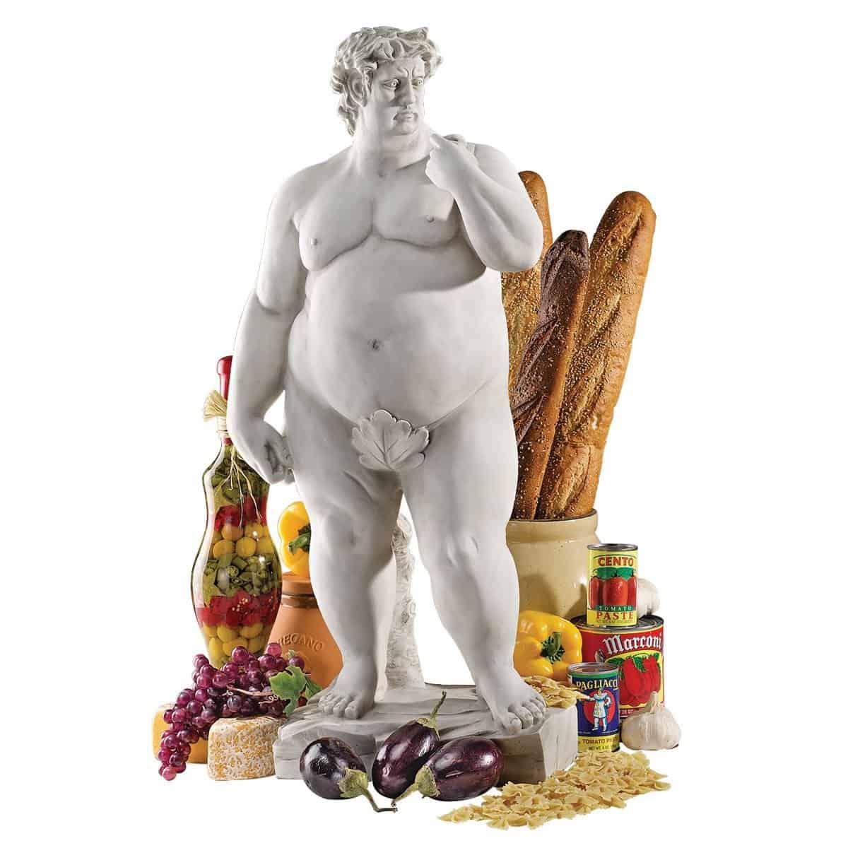 Design Toscano Super-Sized David Garden Statue Cool Gift Idea
