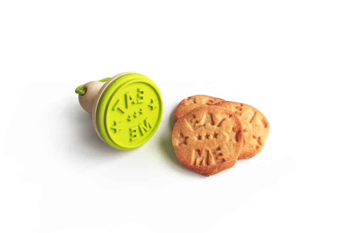 Eat Me Cookie Stamp Suck UK Cool Stuff to Buy