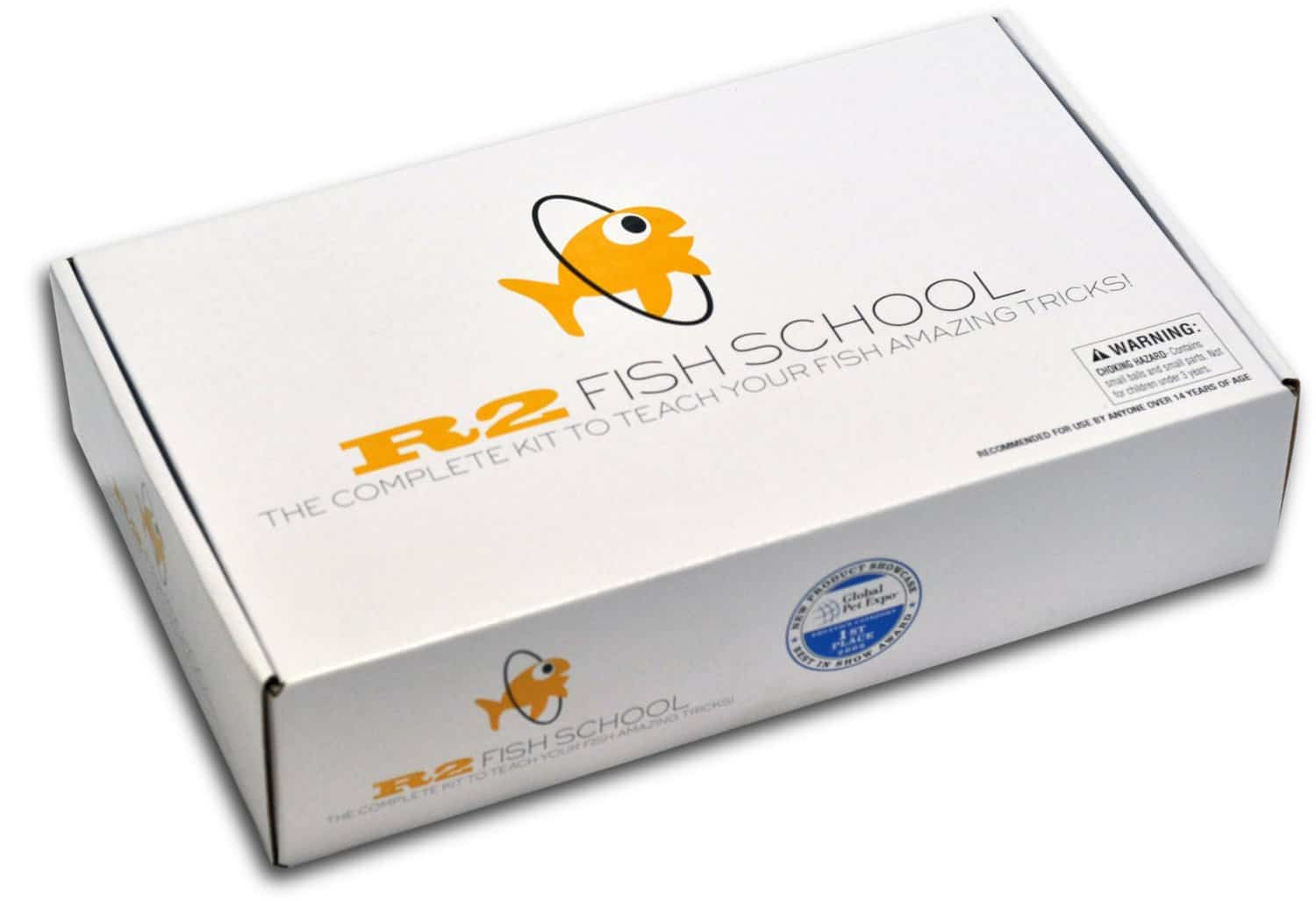 Fish Training Kit Box Packaging
