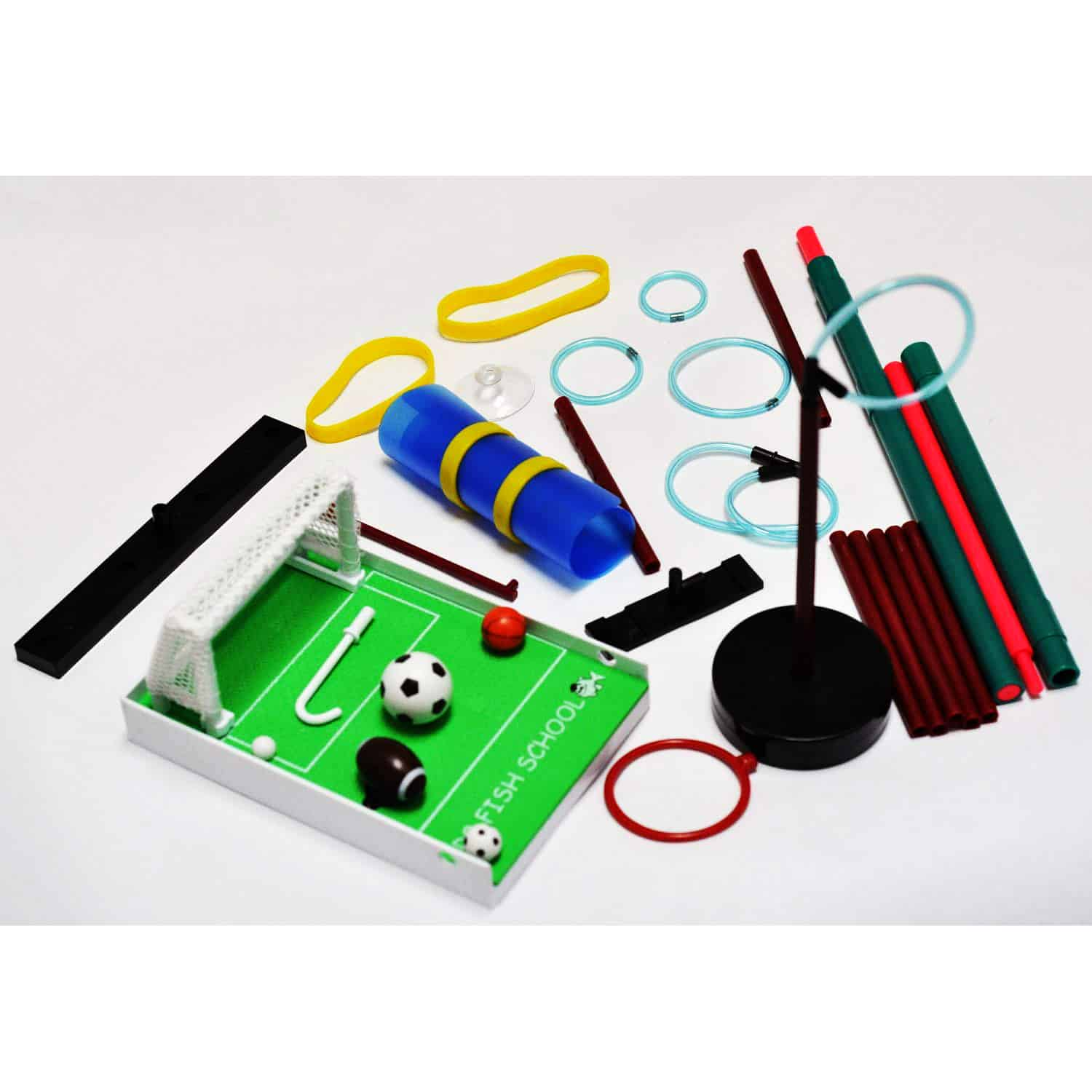 Fish Training Kit Equipments