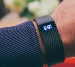 Use this wristband to improve your health!