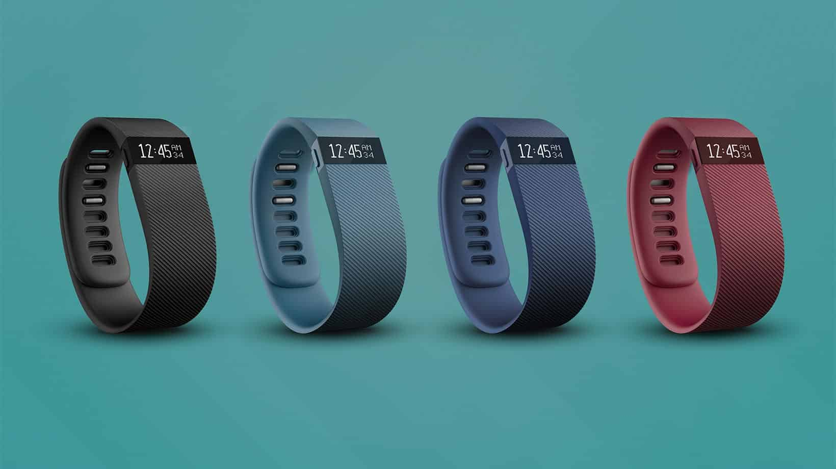 Fitbit Charge Wireless Activity & Sleep Wristband Gadget for Health