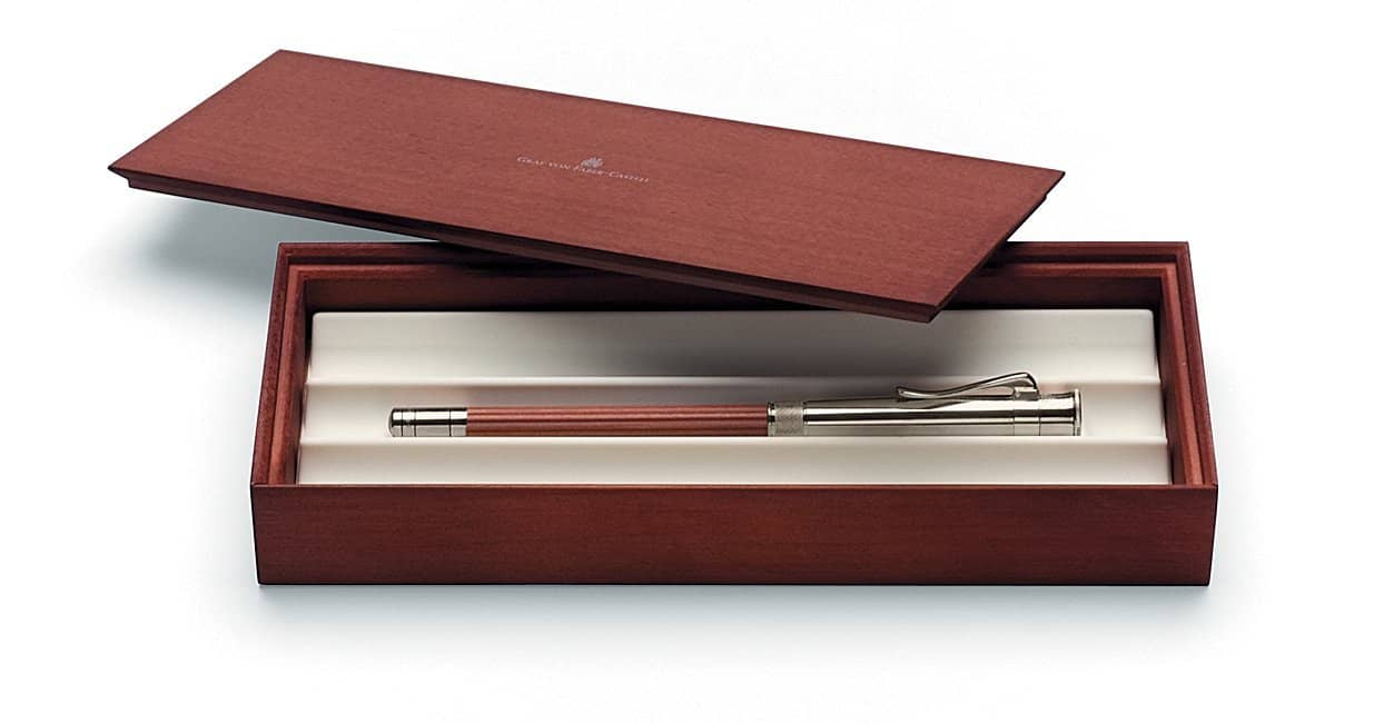 Graf Von Faber-Castell Perfect Pencil Platinum Brown 1