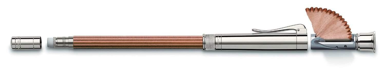 Graf Von Faber-Castell Perfect Pencil Platinum Brown 2