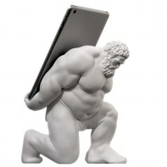 Worry not for your tablet for the strong man of Olympus is here!