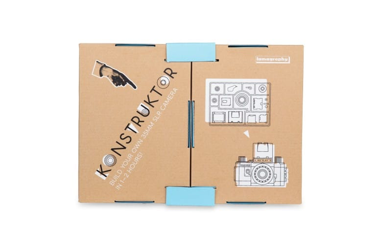 Lomography Konstruktor DIY 35mm SLR Camera Box