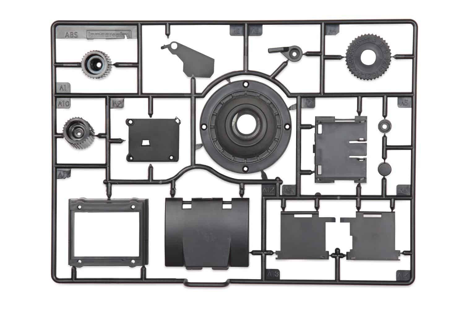 Lomography Konstruktor DIY 35mm SLR Camera Gray Parts