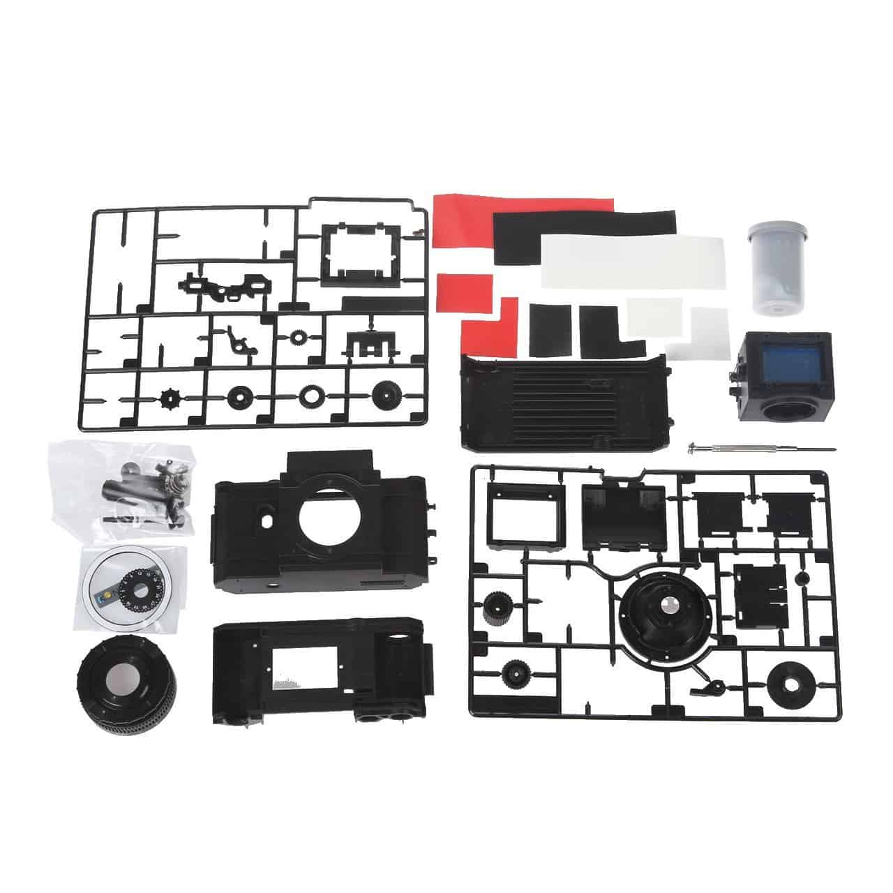 Lomography Konstruktor DIY 35mm SLR Camera Kit