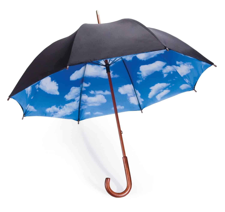 MOMA Museum of Modern Art Umbrella SKY
