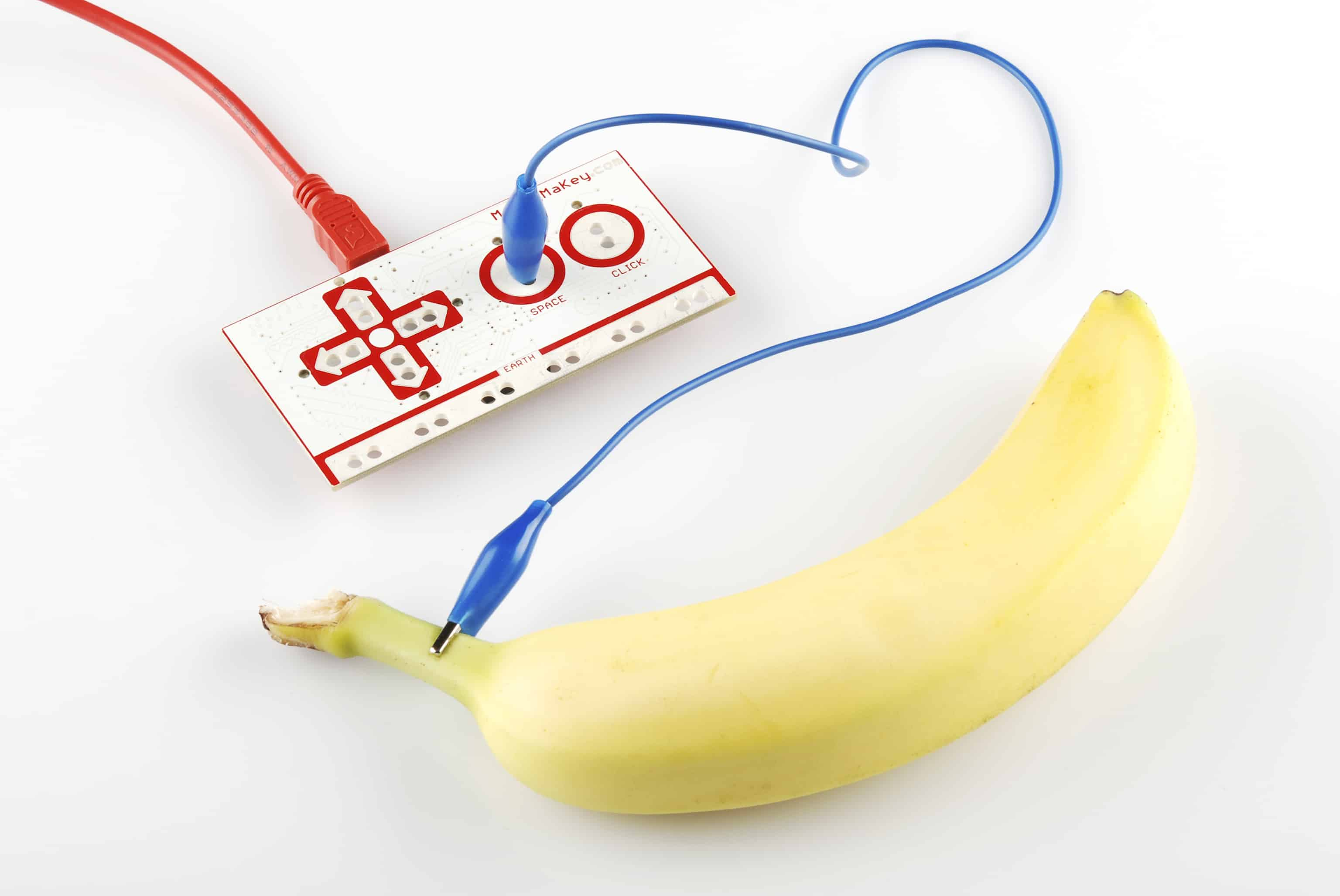 MaKey MaKey The Original Invention Kit for Everyone  Banana