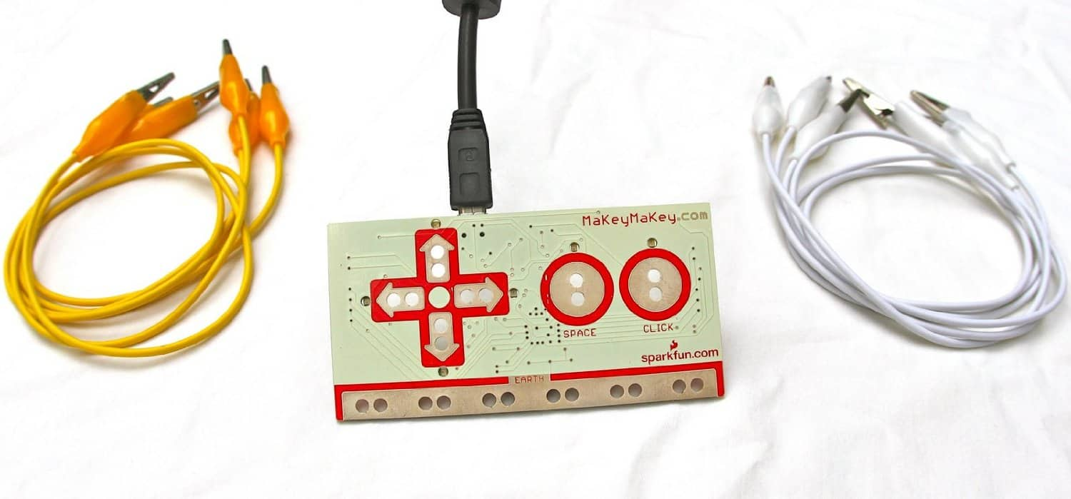 MaKey MaKey The Original Invention Kit for Everyone Bare Controller