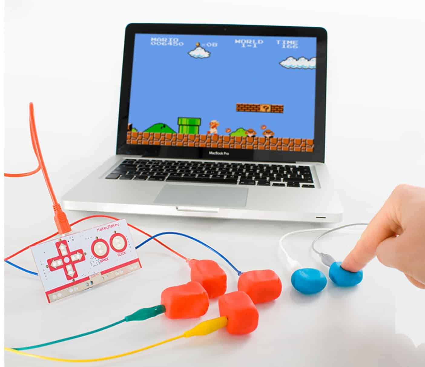 MaKey MaKey The Original Invention Kit for Everyone  Clay