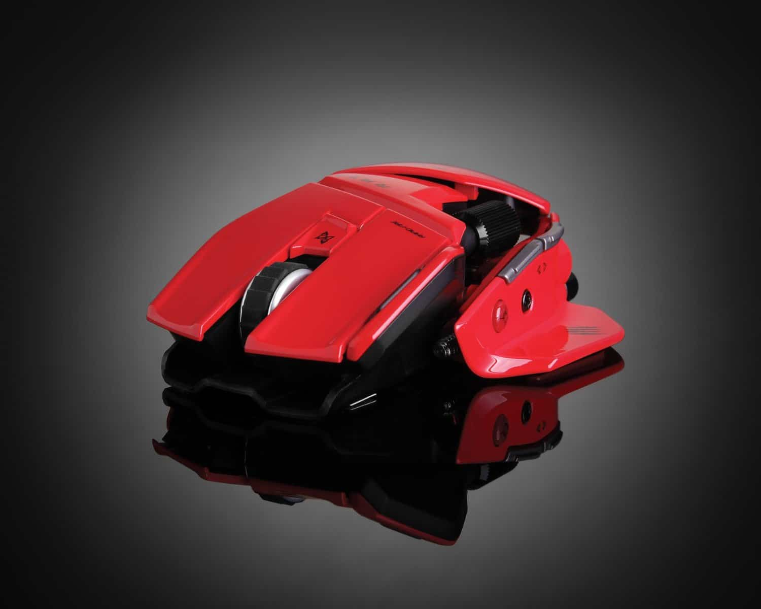 Mad Catz R.A.T.9 Gaming Mouse Futuristic