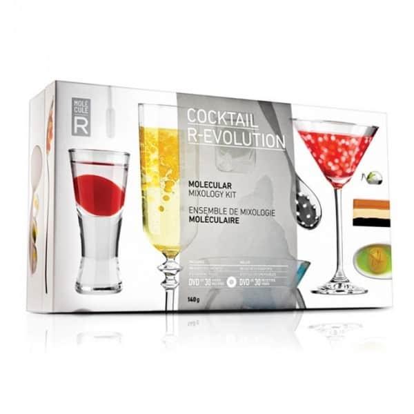 Molecule-R Cocktail R-evolution Box Packaging