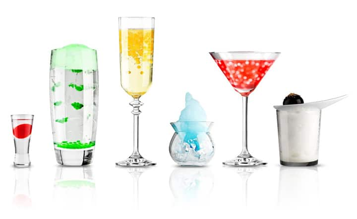 Molecule-R Cocktail R-evolution Cool Gift Ideas