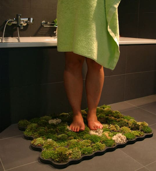 Moss Bathroom Rug Cool Stuuf to Buy