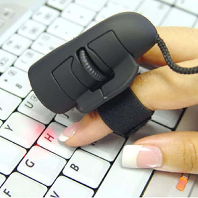 Optical USB Finger Mouse Weird Electronics