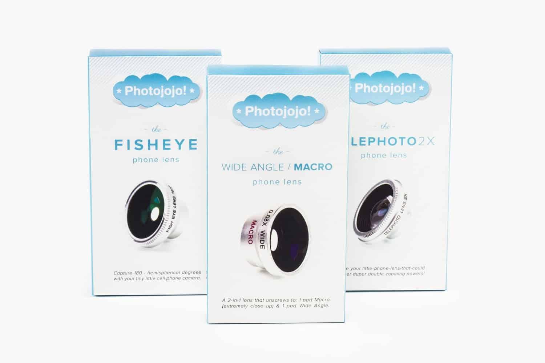 Photojojo Cell Lens Boxes