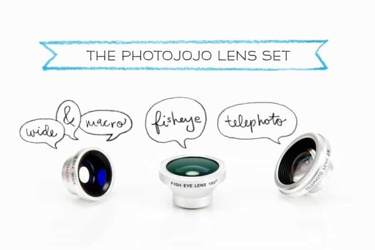 Photojojo Cell Lens Set for iPhone