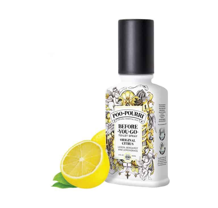 Poo-Pourri Before-You-Go Toilet Spray 4 Oz Original Citrus