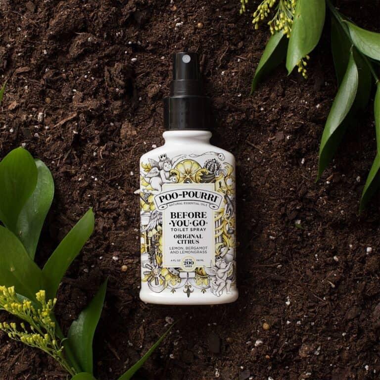 Poo-Pourri Before-You-Go Toilet Spray Smell Deodorizer