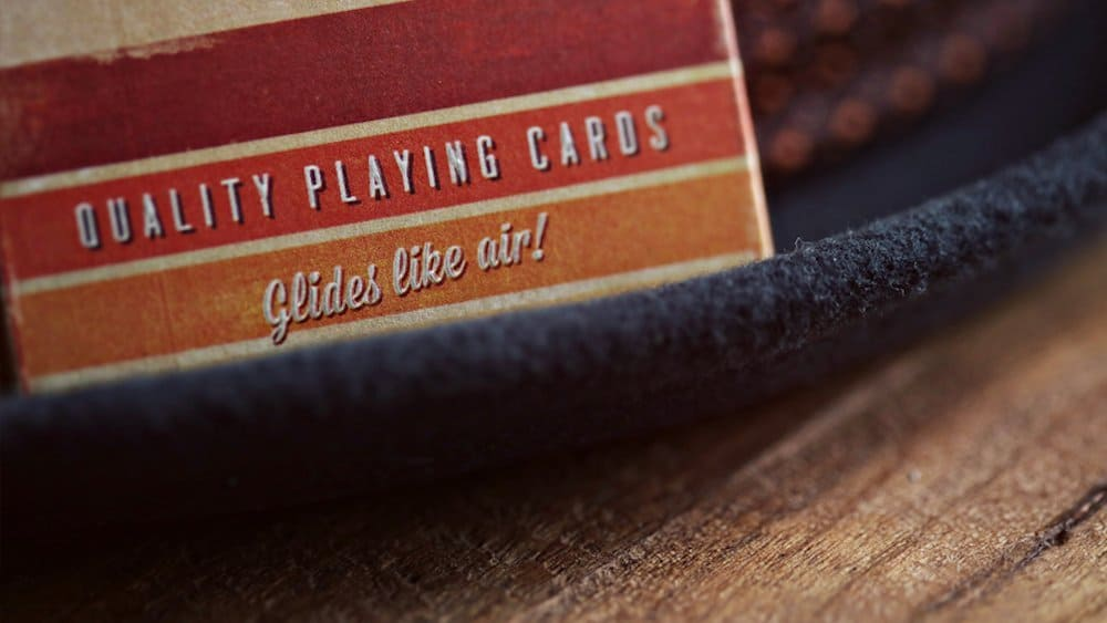 Pressers Mad Men Era Playing Cards Glides Like Air