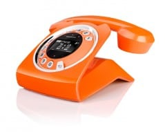 A 1960's phone reinvented.