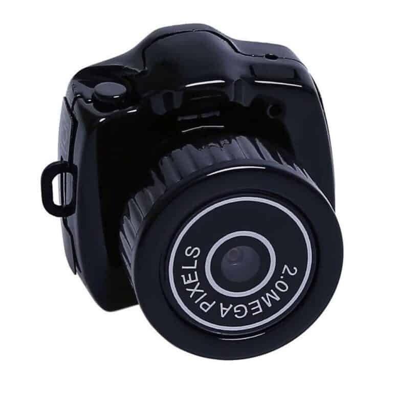 Smallest Mini Camera Camcorder Awesome Gift For Photographers